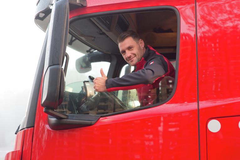 Job: LKW-Fahrer (m/w) für die Beschaffung von Getränken