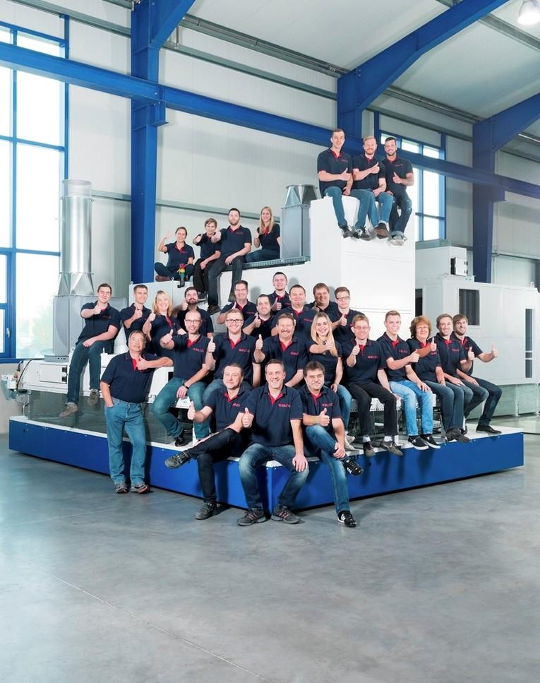 Ausbildung zum Technischen Produktdesigner (m/w) - Fachrichtung Maschinen- und Anlagenkonstruktion