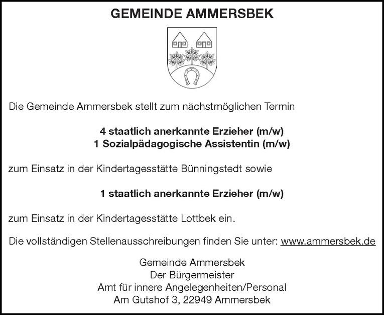 sozialpädagogische Assistentin (m/w)