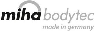 miha bodytec GmbH
