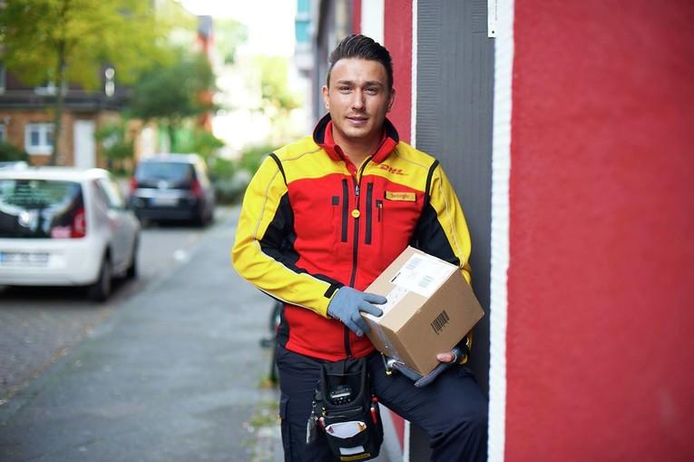 Paketzusteller (m/w) - Aushilfe -
