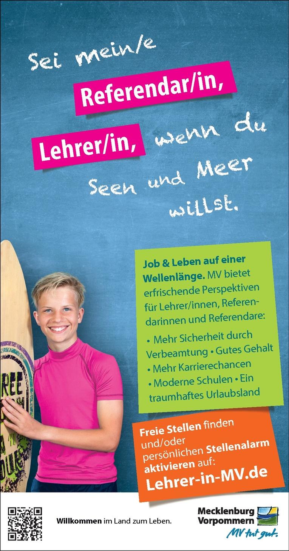 Referendar/in / Lehrer/in