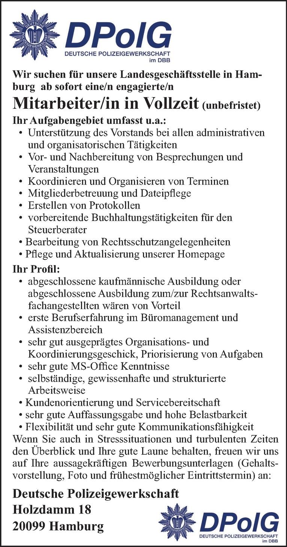 Mitarbeiter/in
