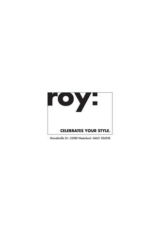 ROY, Fa. Komorr & Co Clothing, Roy Komorr e.K.
