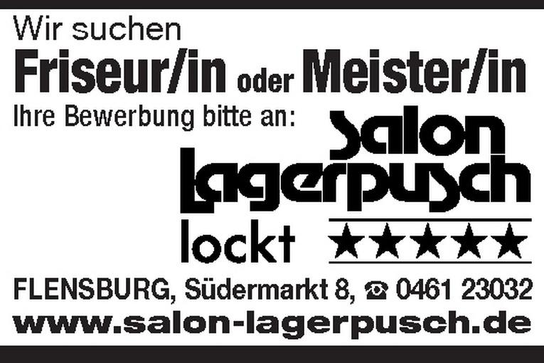 Friseur/in oder Meister/in