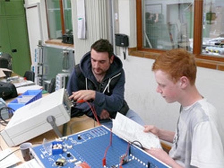 Ausbildung 2018: Elektroniker/-in für Betriebstechnik