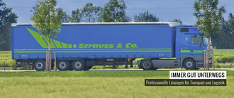 Strauss & Co, Speditions- und Logistik Service GmbH