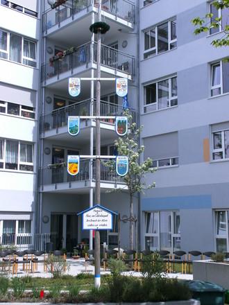 Gemeinnützige Paritätische Altenhilfe GmbH Unterschleißheim Senioren- und Pflegezentrum Haus am Valentinspark