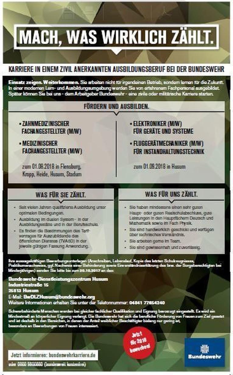 Ausbildungsplatz Elektroniker (m/w) für Geräte und Systeme