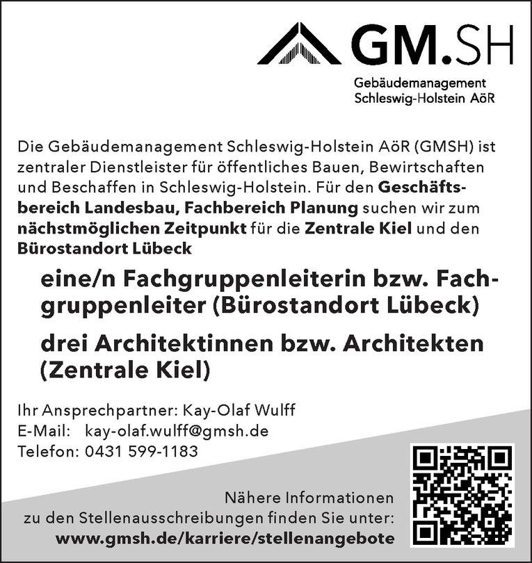 Architektinnen bzw. Architekten