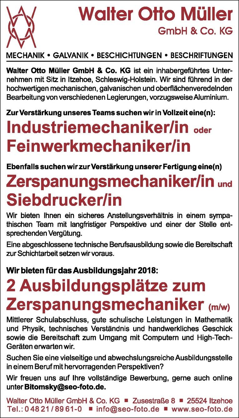 Siebdrucker/in