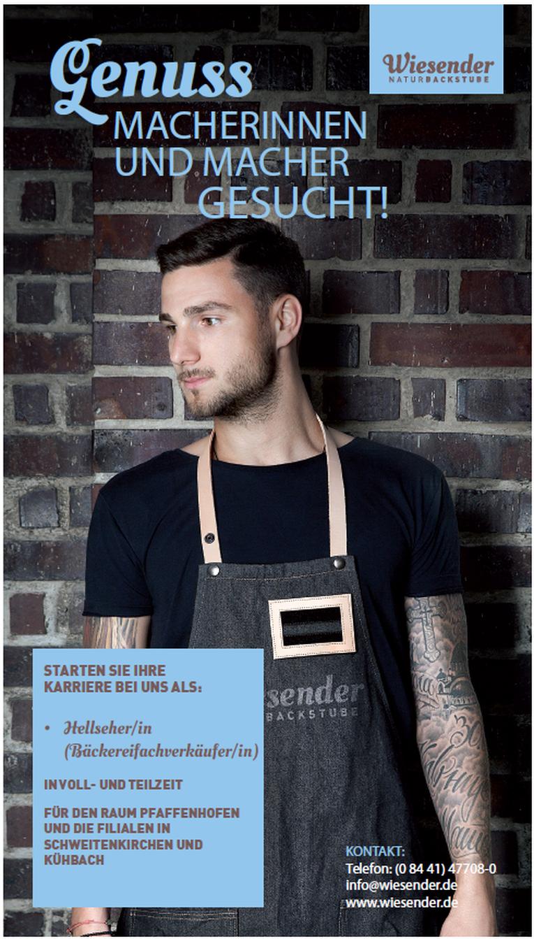 Bäckereiverkäufer/-in (m/w)