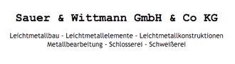 Sauer & Wittmann GmbH & Co. KG