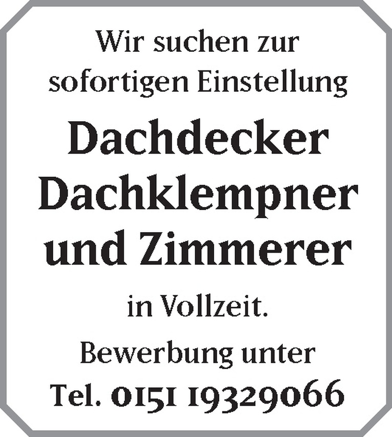 Zimmerer