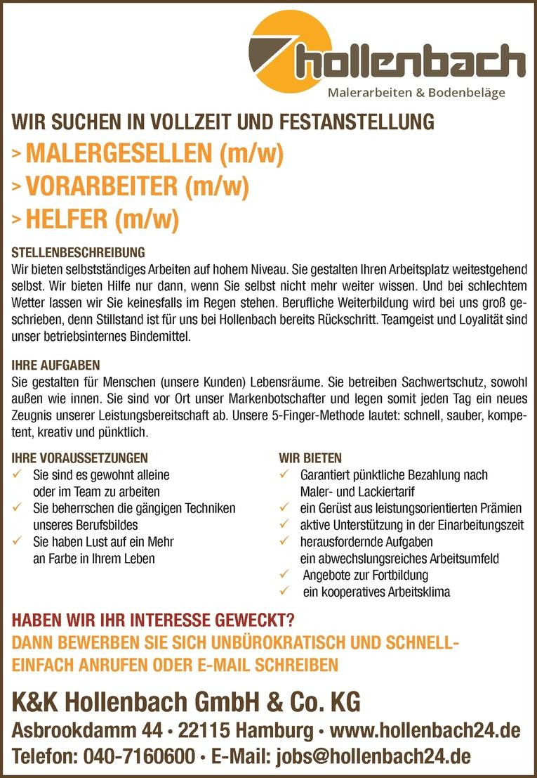 Helfer (m/w)