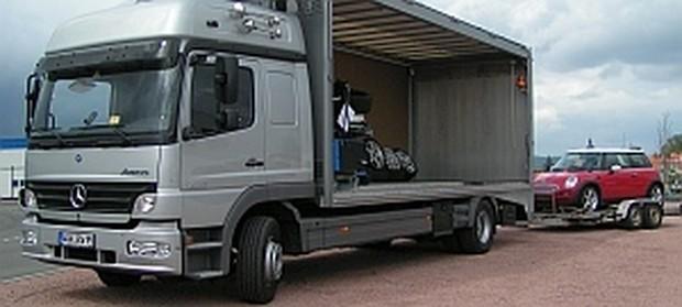 Fahrerdienstleistung