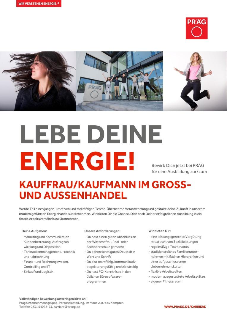 """Auszubildende für den Beruf """"Kaufmann/Kauffrau im Groß- und Außenhandel - Fachrichtung Großhandel"""""""