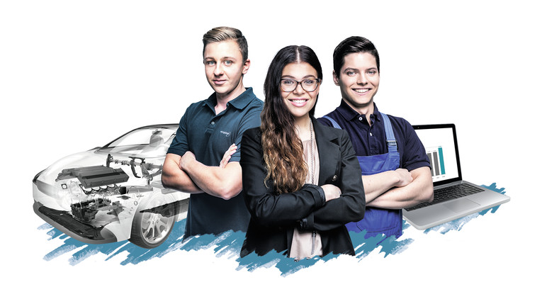 Ausbildung 2019 - Fachkraft Lagerlogistik (m/w)