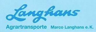 Langhans Agrartransporte e.K.