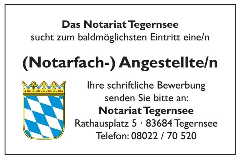 Notarfachangestellte (m/w)