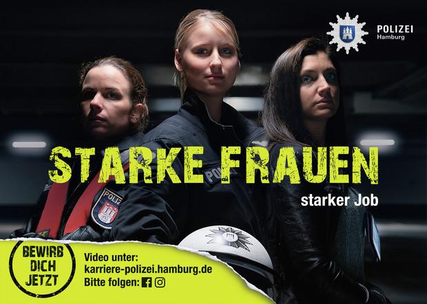 Arbeitgeber Polizei Hamburg