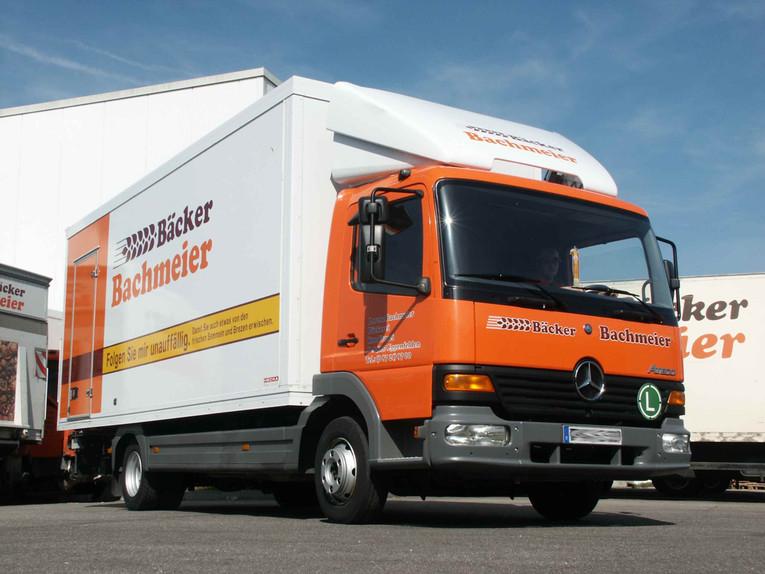 LKW - Fahrer (m/w) als Aushilfe