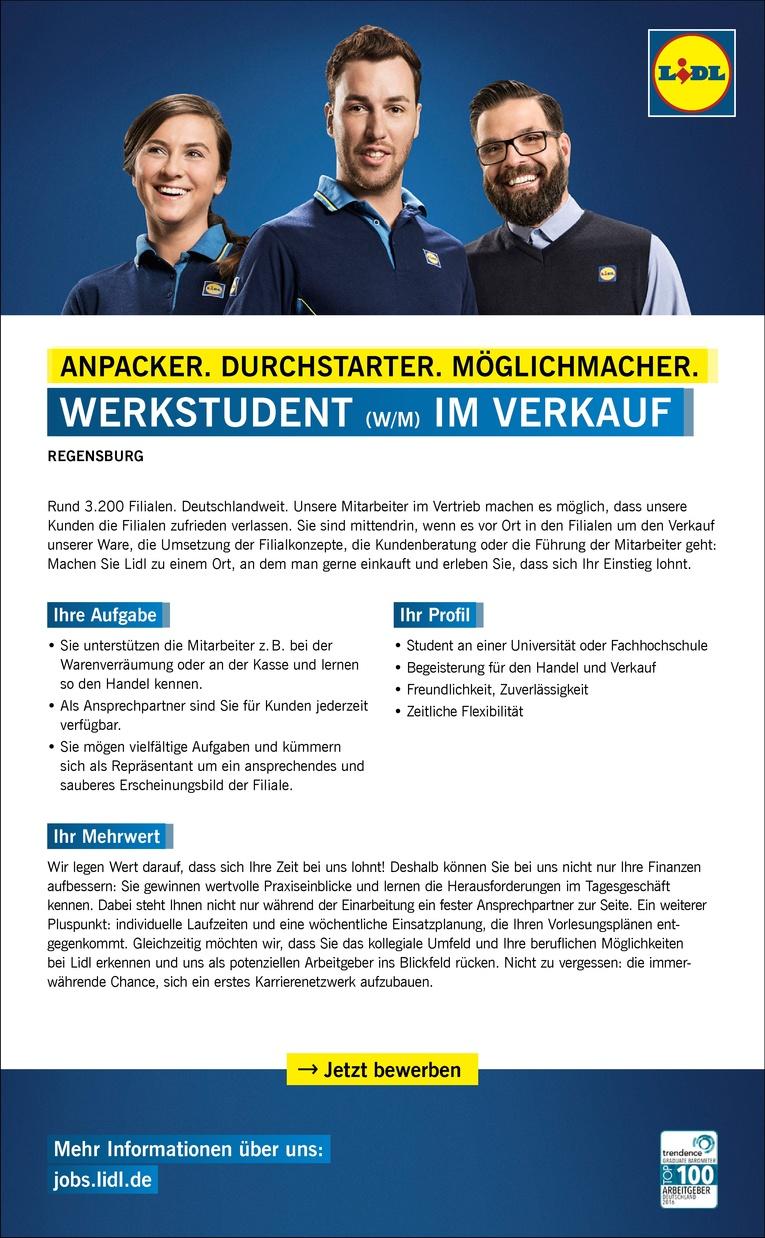 Werkstudent (w/m) in Teilzeit, Merowinger Str. 1,