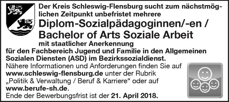 Diplom-Sozialpädagoginnen/-en / Bachelor of Arts Soziale Arbeit