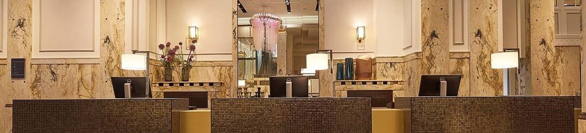 Reichshof Hamburg Curio Collection by Hilton