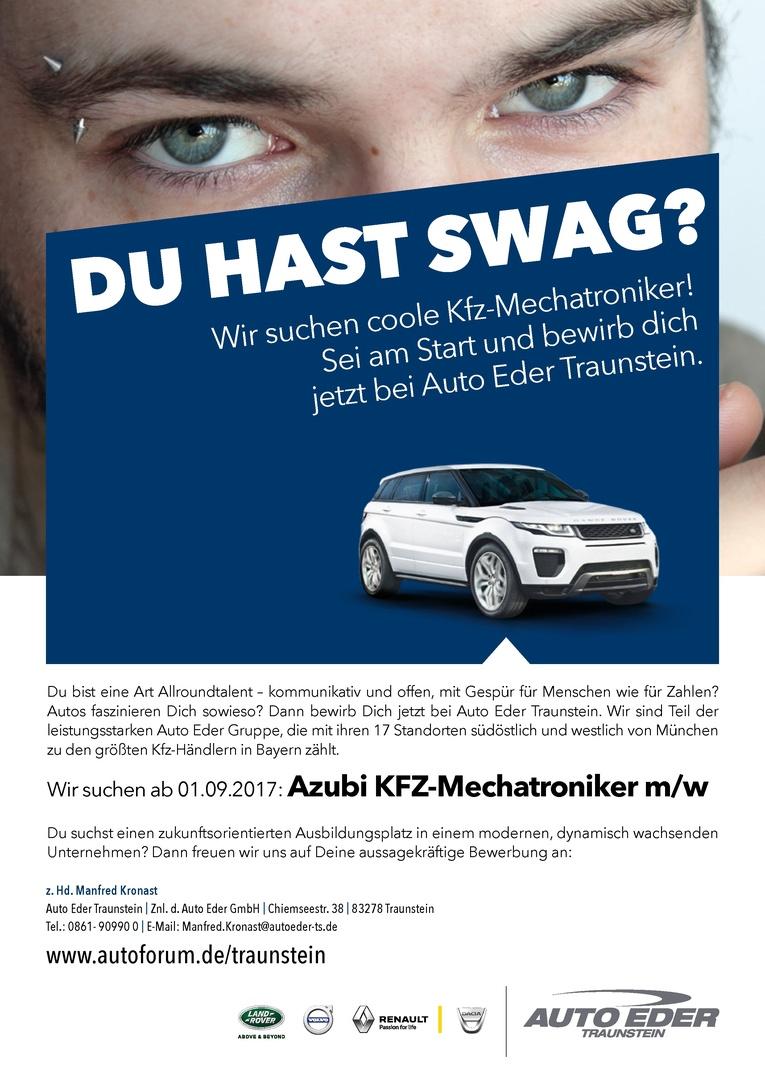Azubi Kfz-Mechatroniker (m/w)