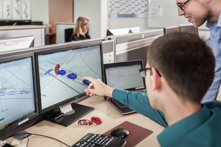 Softwareentwickler (m/w) für Algorithmen im Bereich Aktiver Sicherheit und Fahrerassistenz