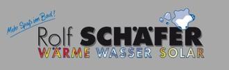 Rolf Schäfer Wärme Wasser Solar
