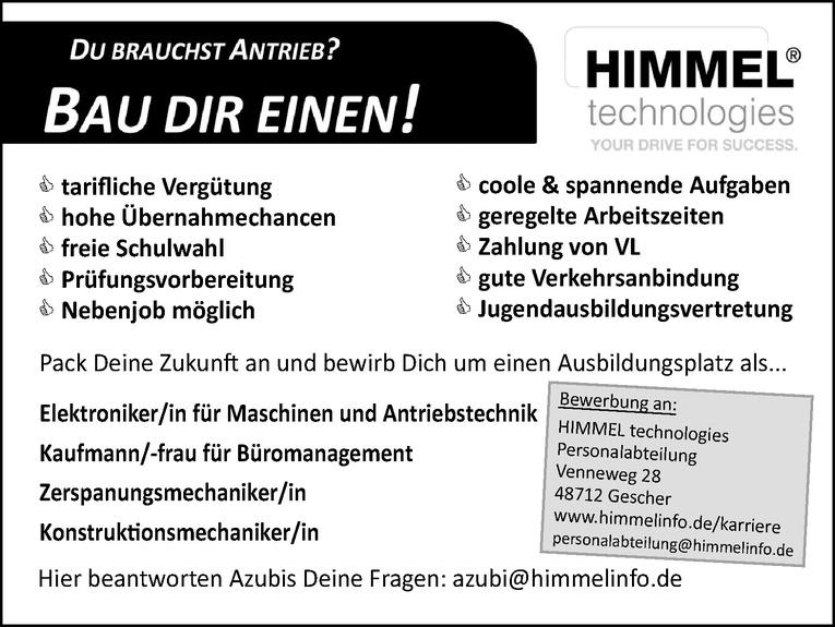 Ausbildung: Kaufmann/-frau für Büromanagement