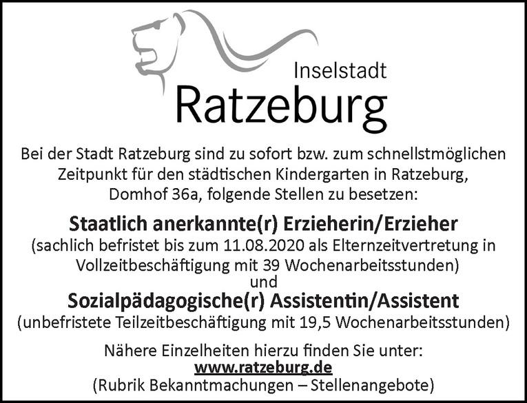 Sozialpädagogische(r) Assistentin / Assistent