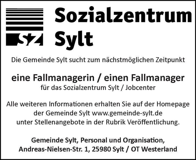 Fallmanagerin / Fallmanager