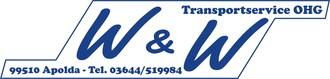 W & W Transportservice OHG