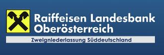 Raiffeisenlandesbank Oberösterreich Aktiengesellschaft Zweigniederlassung Süddeutschland