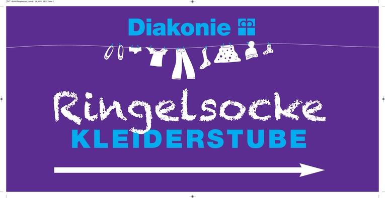 """Kleiderstube """"Ringelsocke"""" - Verkaufen, Beraten, Sortieren"""
