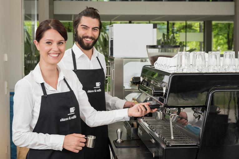 Mitarbeiter (m/w) an der Kaffeebar in Teilzeit