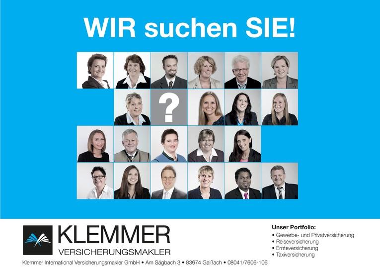 Kaufmann-/frau für Versicherungen und Finanzen in Vollzeit