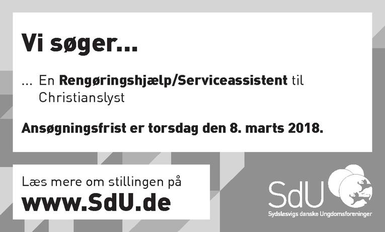 Rengøringshjælp/Serviceassistent