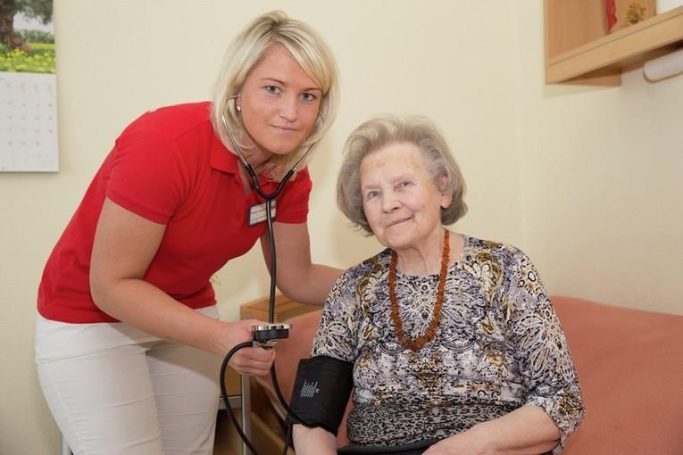 Examinierte Altenpfleger / Gesundheits- und Krankenpfleger (m/w)