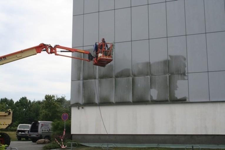 Mitarbeiter für Fassadenreinigung (m/w)