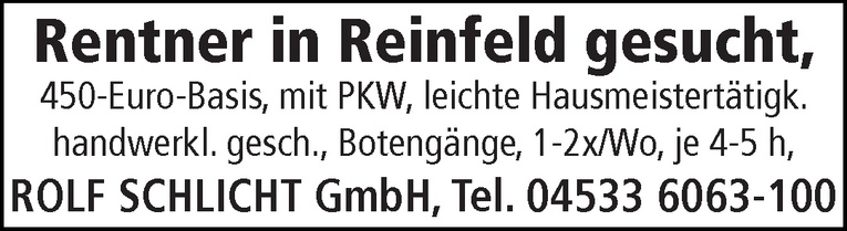 Rentner