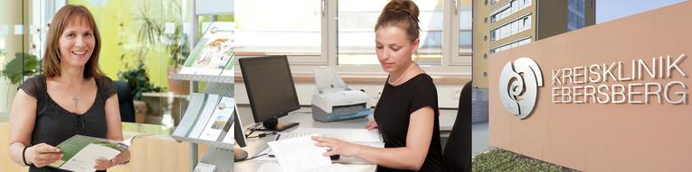 Stationssekretärin (m/w) für die Gynäkologie/Geburtshilfe