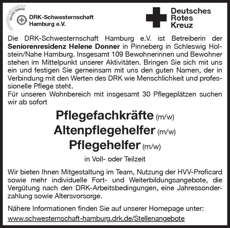 Altenpflegehelfer (m/w)