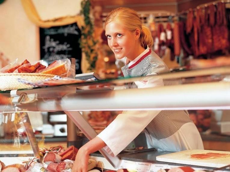 Fleischerei-Fachverkäufer/in  Aushilfe-Tageweise