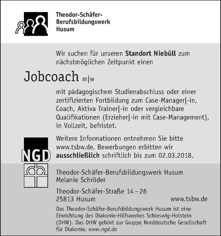 Jobcoach m|w
