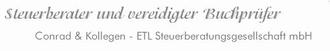 Conrad & Kollegen ETL-Steuerberatungsgesellschaft mbH
