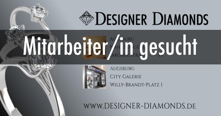 Verkäufer/in für Trauringe, Verlobungsringe & Diamanten gesucht